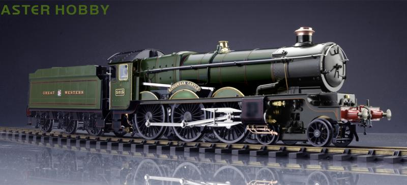 Great Western Railway Castle class