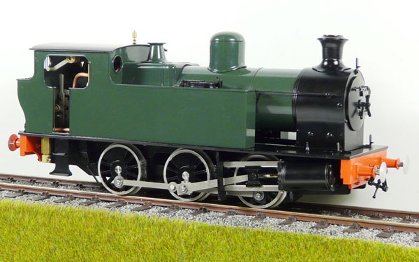 Accucraft UK  - 'VICTORY' Live Steam Kerr Stuart 0-6-0T