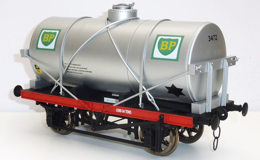 Accucraft UK - 1:32 Scale 14 Ton Tank Wagons