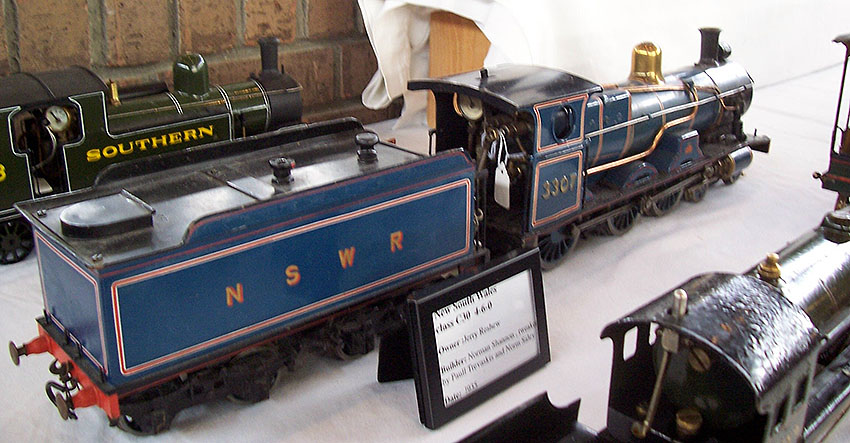 Market Place - New Listing - NSWGR 'P' class 4-6-0