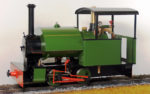 BAGNALL 0-4-0ST Accucraft
