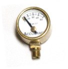 AP-21151 pressure gauge for Steam Locomotive