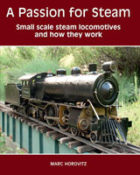 Book - 'A Passion for Steam'.