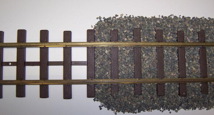 Narrow Gauge Track