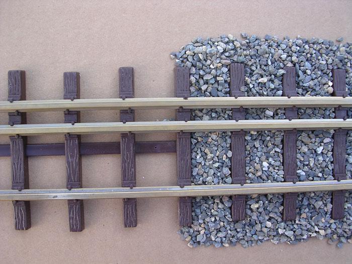 Dual Gauge 0&1 Track
