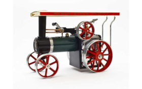 Mamod Traction Engine