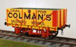 Accucraft 1:32 Scale RCH 7-Plank Wagon