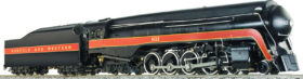Accucraft Norfolk & Westerm 4-8-4 J-Class Electric