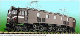 Accucraft EF58 Electric Locomotive