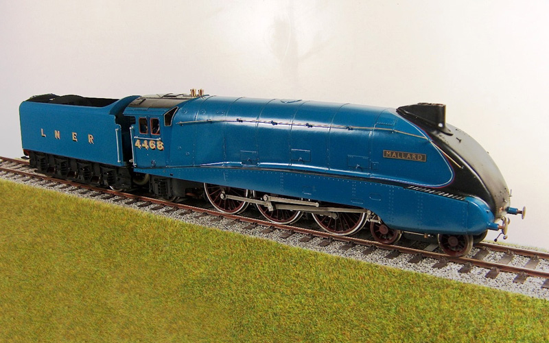 Accucraft LNER A4 4-6-2
