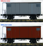 Accucraft SBB K2 Style Goods Wagon