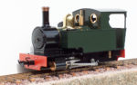 Accucraft Ragleth 0-4-0 Locomotive