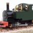 Accucraft Ragleth 0-4-0 Locomotive