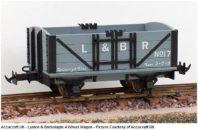 L&B 4 Wheel Wagon