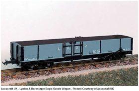 L&B Bogie Goods Wagon