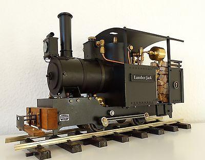 Regner Lumber Jack Kit Live Steam Locomotive