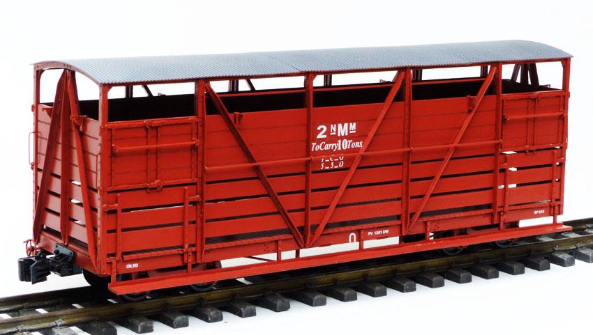 NM Cattle Wagon