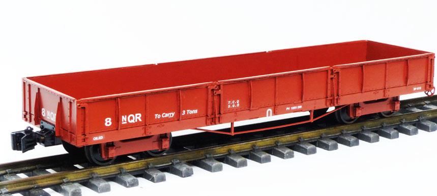 NQR Open Bogie Wagon