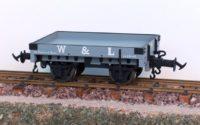 W&L 1 Plank Match Truck
