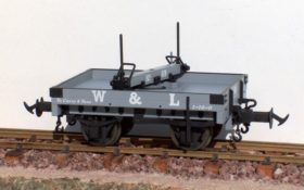 W&L Bolster Wagon