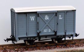 W&L Good Van