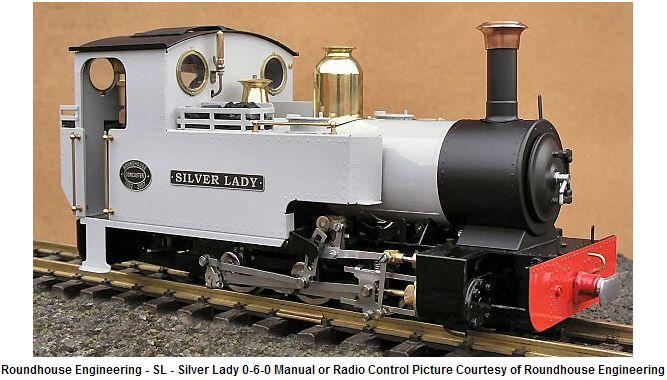 RH Silver Lady