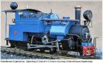 RH Darjeeling 'B' Class Locomotive