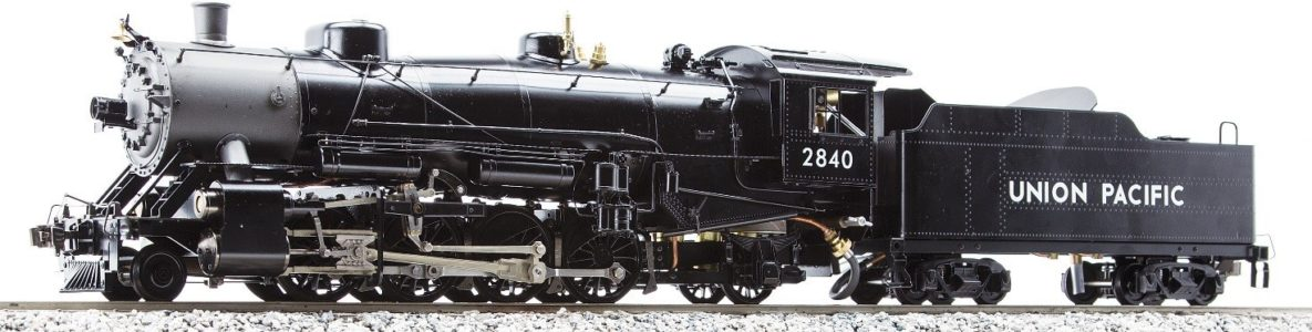 Aster Accucraft USRA Heavy Mikado 2-8-2 Kit or Ready to Run Live Steam Locomotive