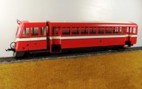Accucraft Isle of Man County Donegal Railcar