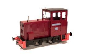 Roundhouse Merseysider 0-4-0 Diesel