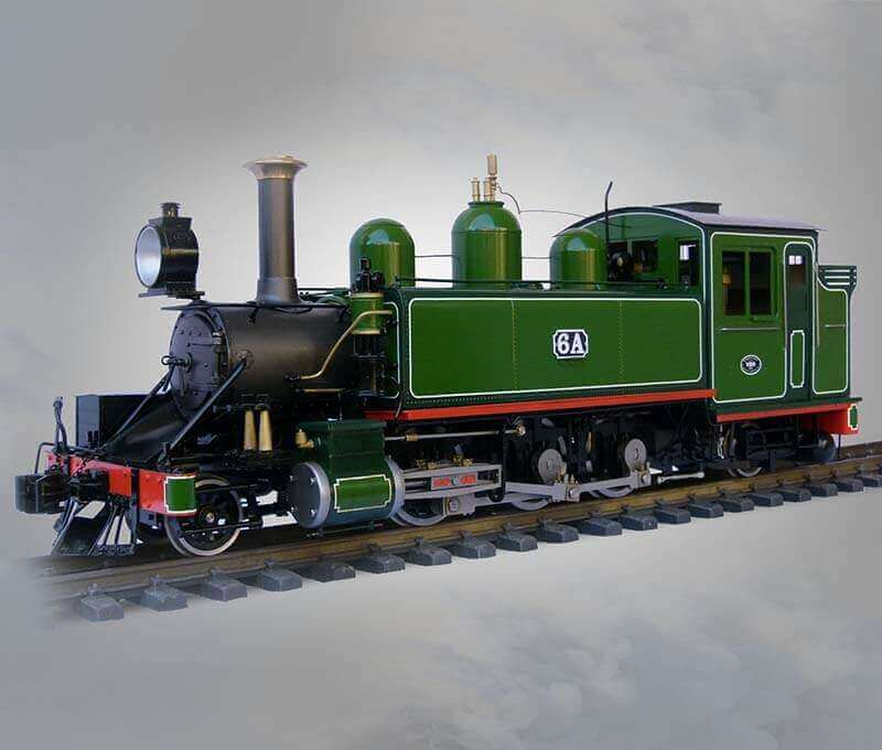 Argyle Loco Works | Live Steam/Electric Model Garden Gauge Trains