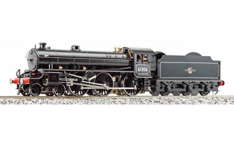 Accucraft Aster LNER B1 4-6-0 Live Steam Locomotive